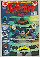 DETECTIVE COMICS#433 FN/VF 1973 DC BRONZE AGE COMICS