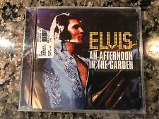Elvis An Afternoon In The Garden New Sealed Cd! Jonny Cash Marilyn Monroe
