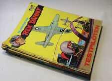 Auswahl: BASTEI Comic Album - Die Abenteuer von Rex Danny - 1. Auflage 1973-1974
