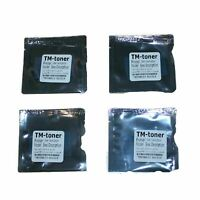 4 x Reset Chips for HP Color LaserJet 1600 2600n 2605dn Toner Cartridge Refill