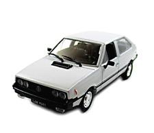 FSO POLONEZ COUPE YEAR 1978 WHITE DEAGOSTINI SCALE 1:43 CAR MODEL