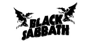 BLACK SABBATH LOGO VINYL DECAL