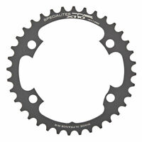 Specialites TA X110 4 Arm 11X 110 PCD Bicycle Cycle Inner Chainrings Black
