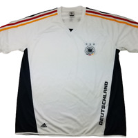Adidas Men's XL White Germany FIFA 2006 National World Cup Jersey Shirt