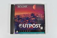 OUTPOST PC 1994 Windows 95 CD ROM Retro Computer Game