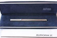 penna stilografica aurora hastil fountain pen sterling 925