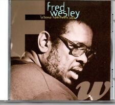 Fred Wesley - La Bossa - Funk Meets Jazz, Japan CD, James Brown, Bootsy Collins