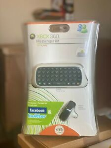 OFFICIAL MICROSOFT XBOX 360 LIVE MESSENGER KIT