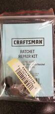 "Craftsman Ratchet Repair Kit 1/4"" 32770 Thin Profile Ratchet No 44994 Asian Only"