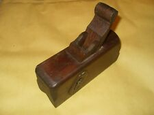 "Vintage Chamfer Plane With 1 1/4"" Iron - As Photo's."