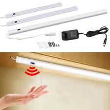 LED Unterbauleuchte Sensor Lichtleiste Schranklicht Küchenlampe Bewegungsmelder