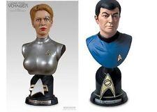 Star Trek Voyager Bust Seven of Nine Sideshow statue Dr. McCoy 7 of 9 figure