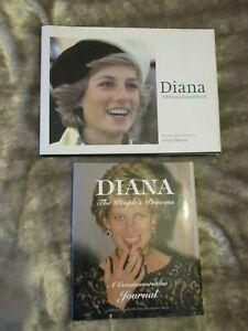 VINTAGE Princess Diana Books x2 *RARE*