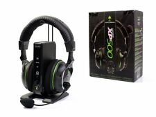 Turtle Beach Ear Force XP500 Black/Green Headset for Microsoft Xbox