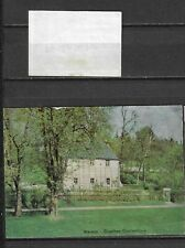 MATCHBOX LABELS- GERMANY. Weimar Goethe house, packet size label, Riesa