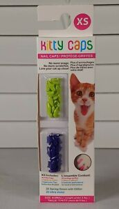 Nail Caps For Cats | Safe & Stylish Alternative To Declawing | Stops Snags And
