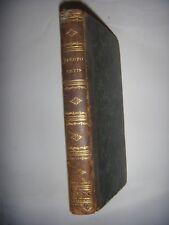 Italie: Roman épistolaire: Ultime Lettere di Jacopo Ortis. 1824, BE