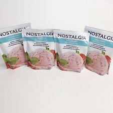 2x Nostalgia Strawberry Old Fashioned Ice Cream Mix 8oz Bag Makes 2 Quarts 2022