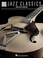 Jazz Classics for Easy Guitar, Paperback by Hal Leonard Publishing Corporatio...