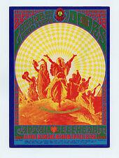 Fdd 4 The Doors 1967 Sep 29 Family Dog Denver Postcard