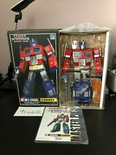 FIRST Release! TAKARA Transformers MP-1 Optimus Prime-Original! Rare! NEW!