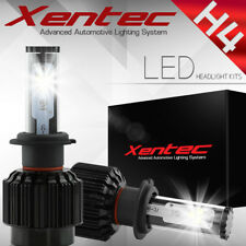 XENTEC LED Headlight kit 488W 48800LM H4 9003 6000K  1998-1999 Honda EV Plus