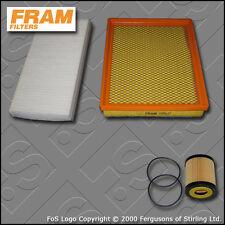 SERVICE KIT for SAAB 9-3 1.9 TID FRAM OIL AIR CABIN FILTERS (2004-2015)