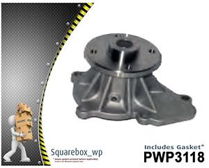 Water Pump PWP3118 fits NISSAN Navara D21 EFI Model 2.4LKA24E 6/92  - 3/97