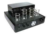 MP 50-Watt Stereo Hybrid Tube Amplifier with Bluetooth, Line Output (SOLD AS IS)