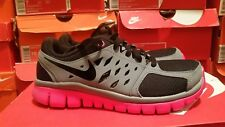 Nike Flex Run 2013 2014 Girls  (GS) Running Shoes Free Size 4Y