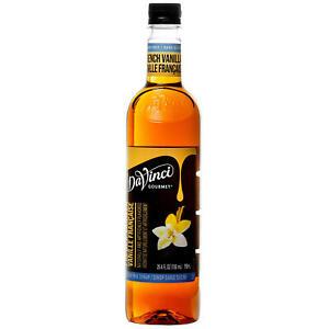 DaVinci Gourmet Sugar-Free French Vanilla Syrup (25.4 oz.)