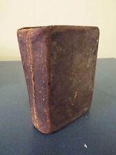 1813 KJV Bible - Hartford CT