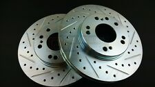 Phase 2 Z32 300ZX Conversion Front Brake Rotors For Nissan 240SX S13 S14