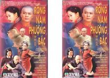 RONG NAM PHUONG BAC -  PHIM BO HONGKONG - 4 DVD
