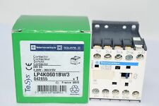 NEW Schneider Electric Telemecanique LP4K0601BW3 TeSys LP4K 3 Pole Contactor; 6