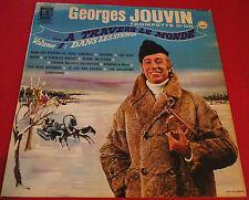 Album LP vinyl Georges Jouvin Trompette d'or À Travers le Monde Vol.1 !