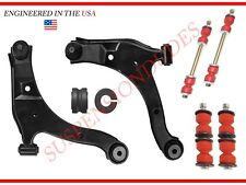 8PC Front Lower Control Arm Front/Rear Sway Bar Link Bushings 2000-05 Dodge Neon