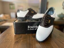 Footjoy Dryjoy Golf Shoes, New in box. Circa ~2012-2015.