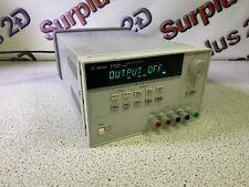 Agilent (Keysight) Model E3634A Laboratory Power Supply