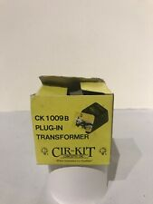 Dollhouse Miniatures 1:12 Scale 20 W Transformer With No Lead-In W Item #MH40120