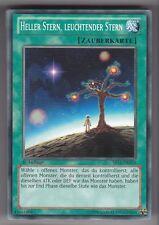 YU-GI-OH Heller Stern Leuchtender Stern Common SP14-DE034