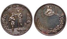 Poland 1 Taler 1859 Baptismal Proof RRR