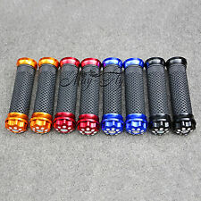 "7/8"" Handle Bar Hand Grips For Motorcycle Kawasaki Ninja - EX ZR ZRX ZX ZXR ZZR"
