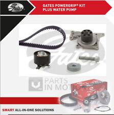 Timing Belt & Water Pump Kit fits NISSAN JUKE F15 1.5D 2010 on Set Gates Quality