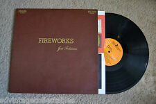 JOSÉ FELICIANO Fireworks Latin Pop RECORD LP NM