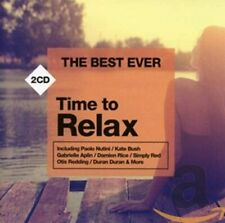 THE BEST EVER TIME TO RELAX (2015) 38-track 2-CD NEW/SEALED Paolo Nutini