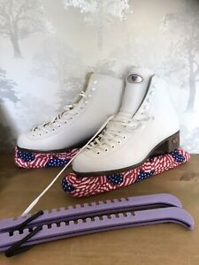 Womens Riedell Ice Skates Adults Size 11