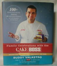 Family Celebrations with the CAKE BOSS • Recipe Book • **SIGNED COPY**