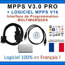 ★ EXCLUSIVITE ★ Interface MPPS V3.0 PROFESSIONNEL + Logiciel MPPS V16  Flash