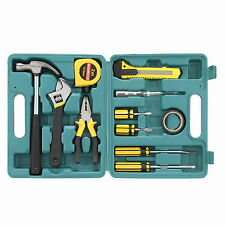 11Pcs/Set Hand Tool Kit For Home DIY Repair Household Tools DIY Toolbox Valuable